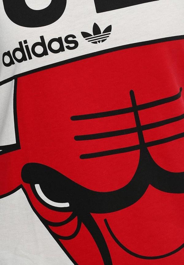 Футболка с надписями Adidas Originals (Адидас Ориджиналс) M69967: изображение 2