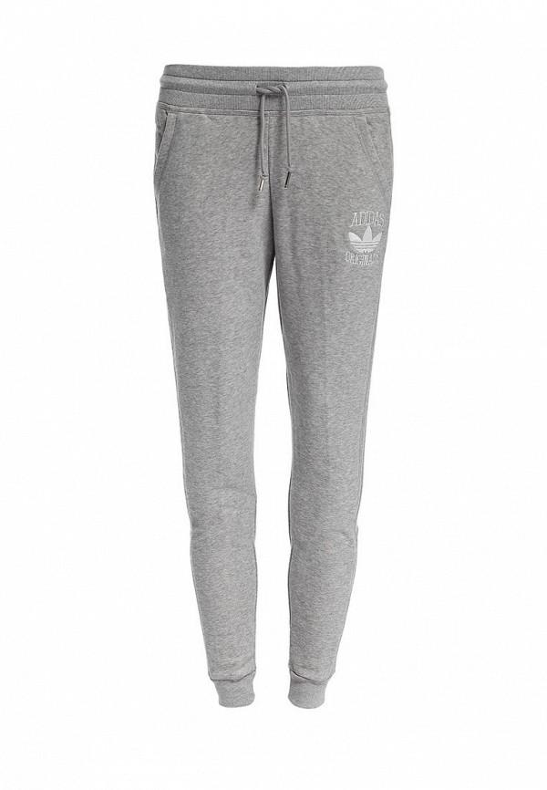 Женские спортивные брюки Adidas Originals (Адидас Ориджиналс) M69976: изображение 1