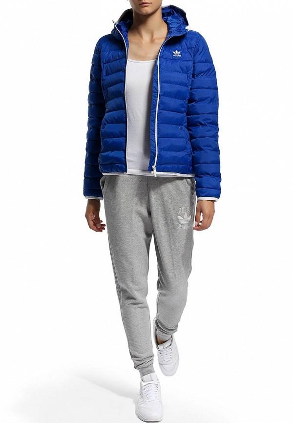 Женские спортивные брюки Adidas Originals (Адидас Ориджиналс) M69976: изображение 6