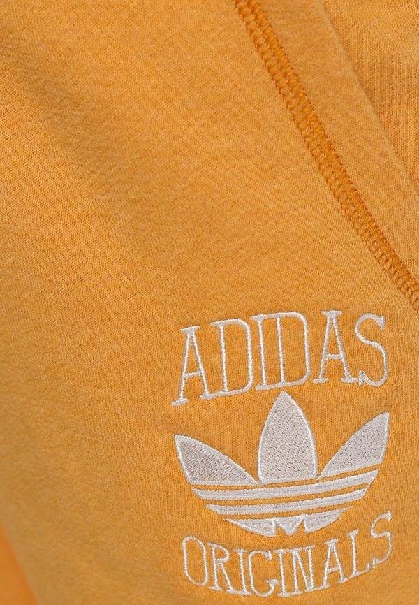 Женские спортивные брюки Adidas Originals (Адидас Ориджиналс) M69977: изображение 3