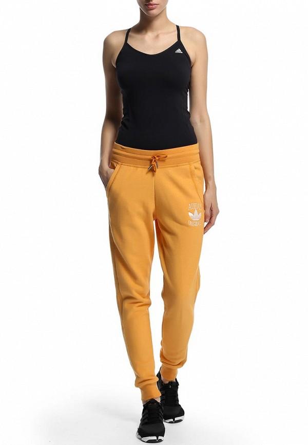 Женские спортивные брюки Adidas Originals (Адидас Ориджиналс) M69977: изображение 5