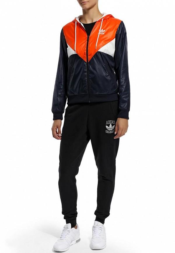 Женские спортивные брюки Adidas Originals (Адидас Ориджиналс) M69978: изображение 5