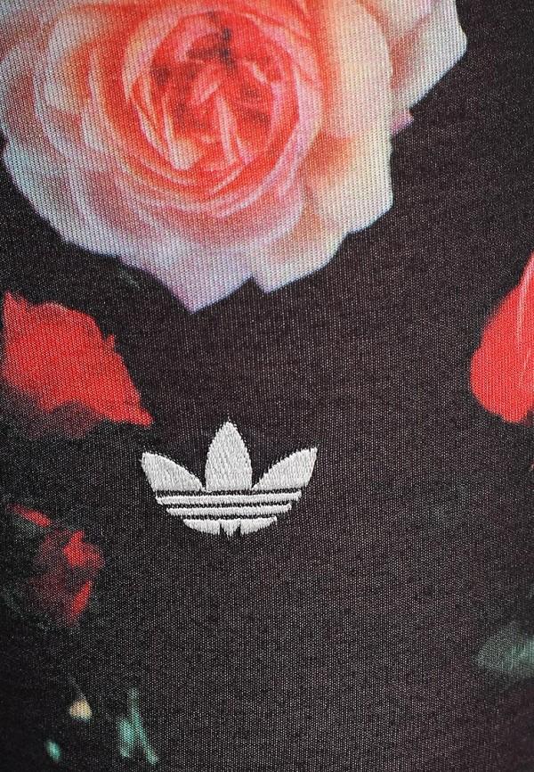 Женские леггинсы Adidas Originals (Адидас Ориджиналс) F78410: изображение 3