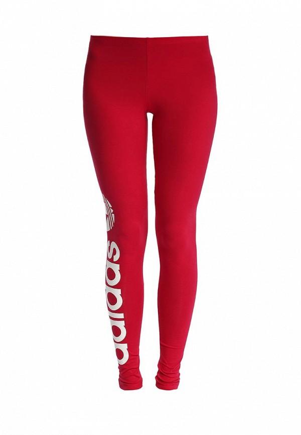 Женские леггинсы Adidas Originals (Адидас Ориджиналс) F78411: изображение 1
