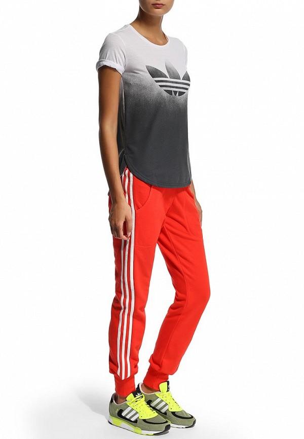 Женские спортивные брюки Adidas Originals (Адидас Ориджиналс) G76027: изображение 4