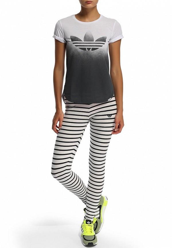 Женские леггинсы Adidas Originals (Адидас Ориджиналс) G77403: изображение 5