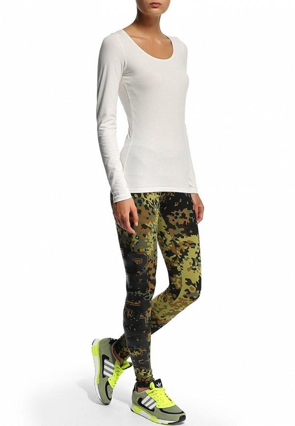 Женские леггинсы Adidas Originals (Адидас Ориджиналс) M30335: изображение 5