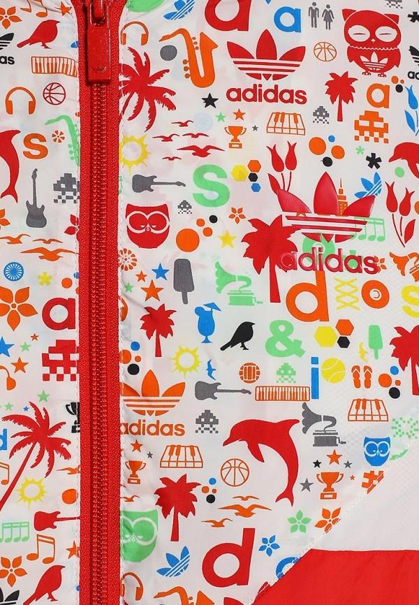 Ветровка Adidas Originals (Адидас Ориджиналс) A08258: изображение 2