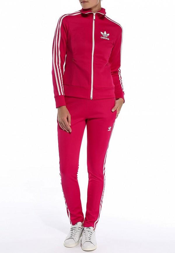 Олимпийка Adidas Originals (Адидас Ориджиналс) A08260: изображение 4