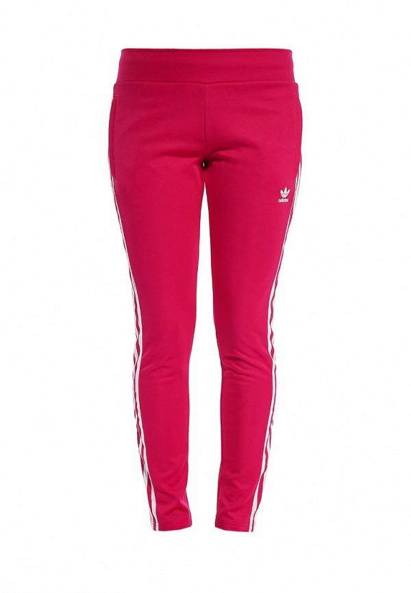 Женские спортивные брюки Adidas Originals (Адидас Ориджиналс) A08268: изображение 1