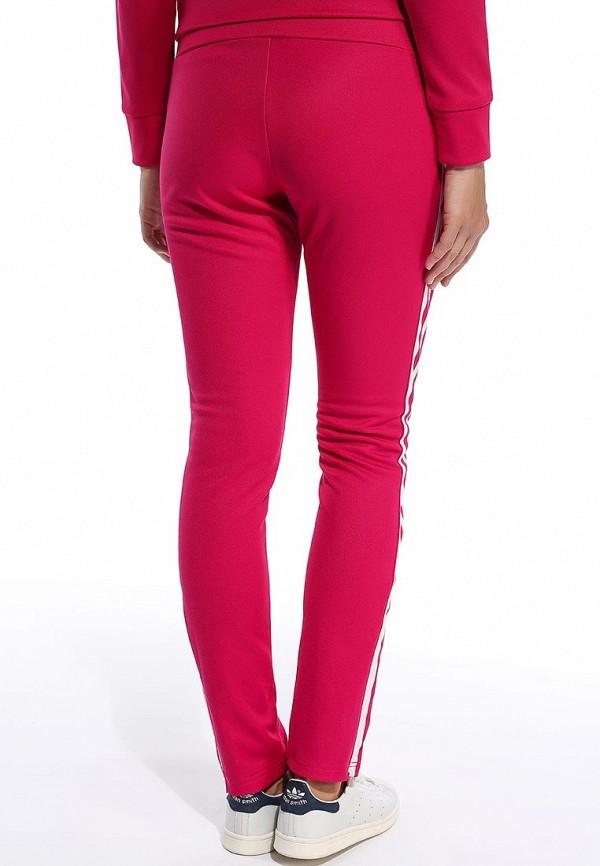 Женские спортивные брюки Adidas Originals (Адидас Ориджиналс) A08268: изображение 4