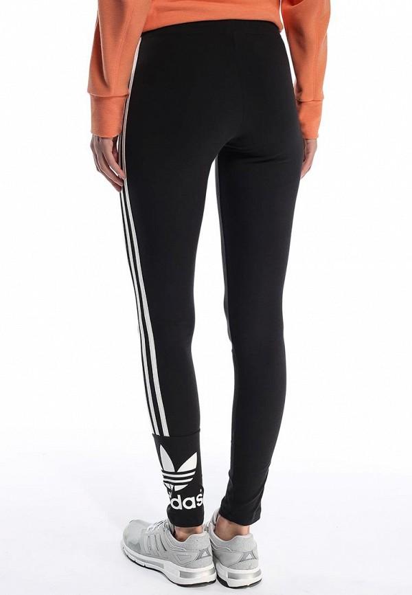 Женские леггинсы Adidas Originals (Адидас Ориджиналс) M30707: изображение 4