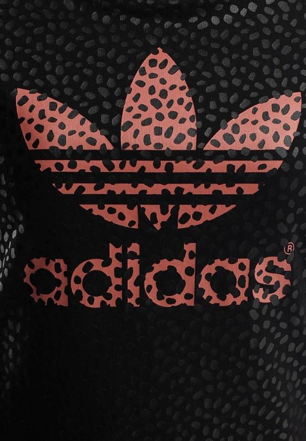 Футболка с надписями Adidas Originals (Адидас Ориджиналс) S18496: изображение 2