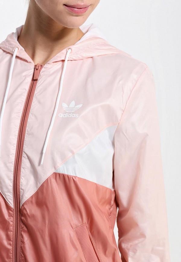 Ветровка Adidas Originals (Адидас Ориджиналс) S19533: изображение 2