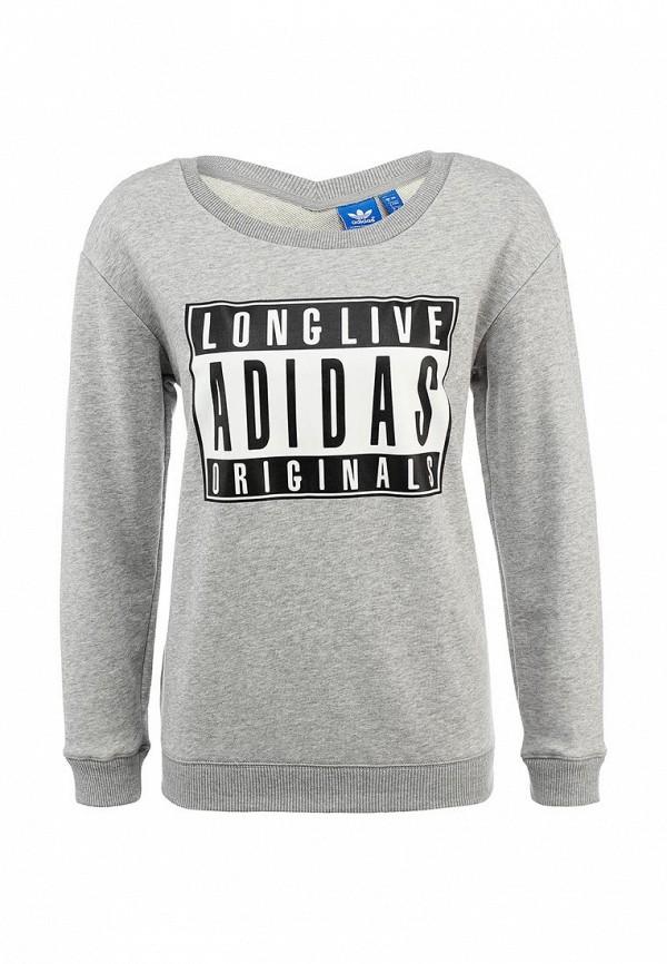 Толстовка Adidas Originals (Адидас Ориджиналс) S19538: изображение 1