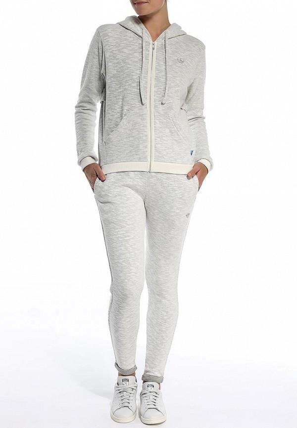 Толстовка Adidas Originals (Адидас Ориджиналс) S19557: изображение 4