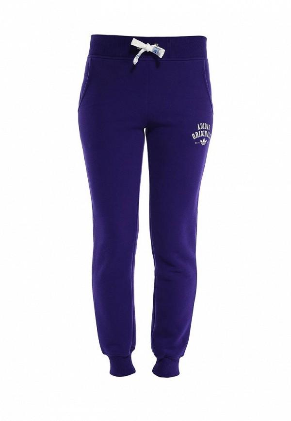 Женские спортивные брюки Adidas Originals (Адидас Ориджиналс) S19594: изображение 1