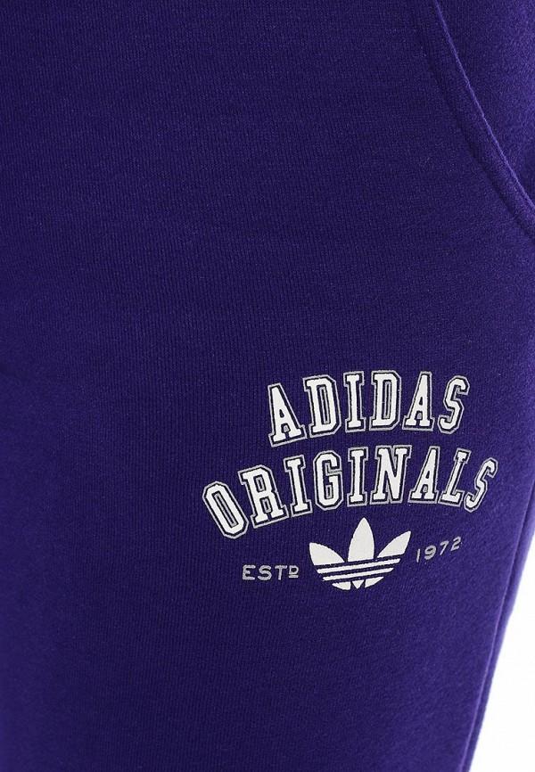 Женские спортивные брюки Adidas Originals (Адидас Ориджиналс) S19594: изображение 2