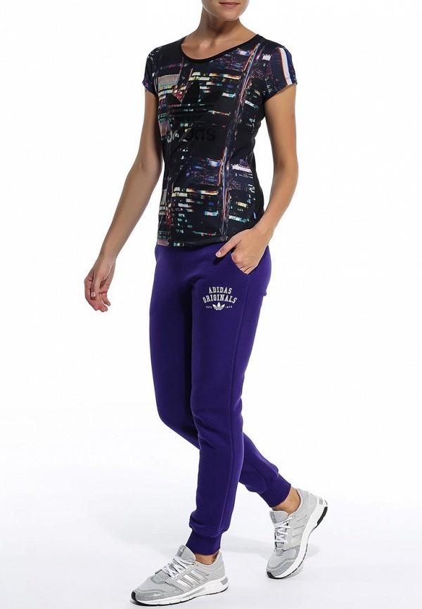 Женские спортивные брюки Adidas Originals (Адидас Ориджиналс) S19594: изображение 3