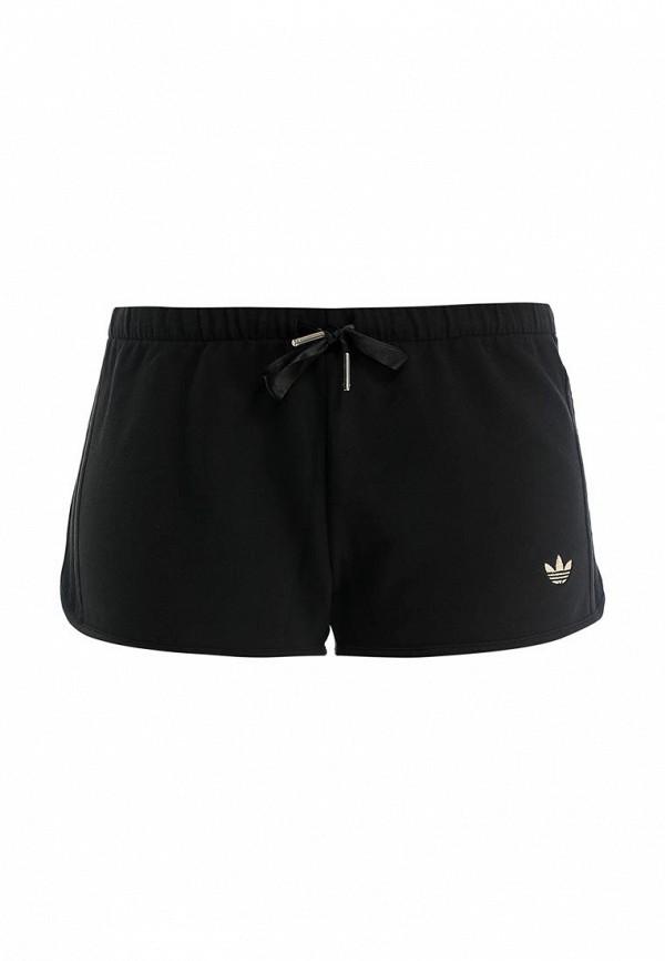 Женские спортивные шорты Adidas Originals (Адидас Ориджиналс) S19646: изображение 1