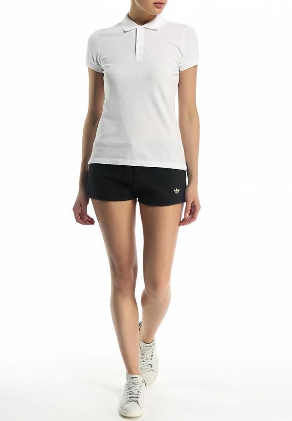 Женские спортивные шорты Adidas Originals (Адидас Ориджиналс) S19646: изображение 3