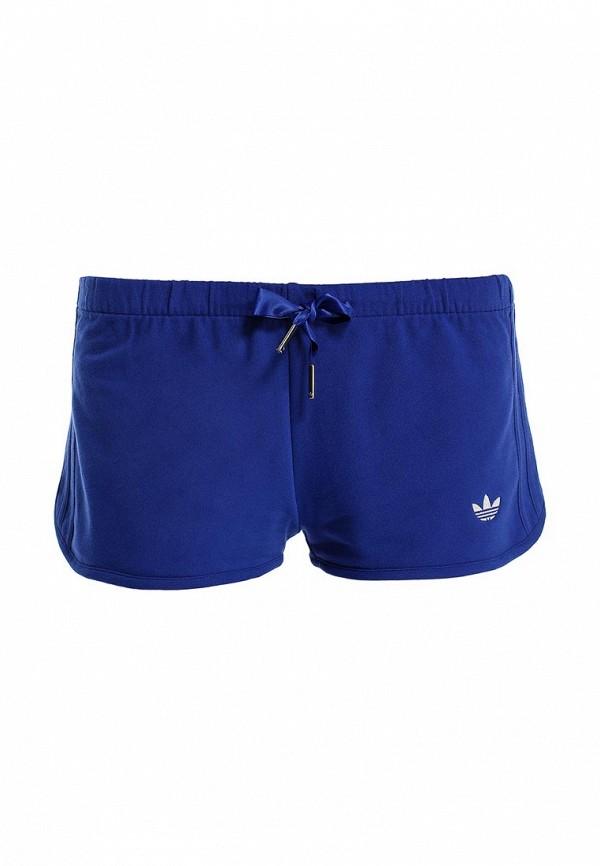 Женские спортивные шорты Adidas Originals (Адидас Ориджиналс) S19647: изображение 1