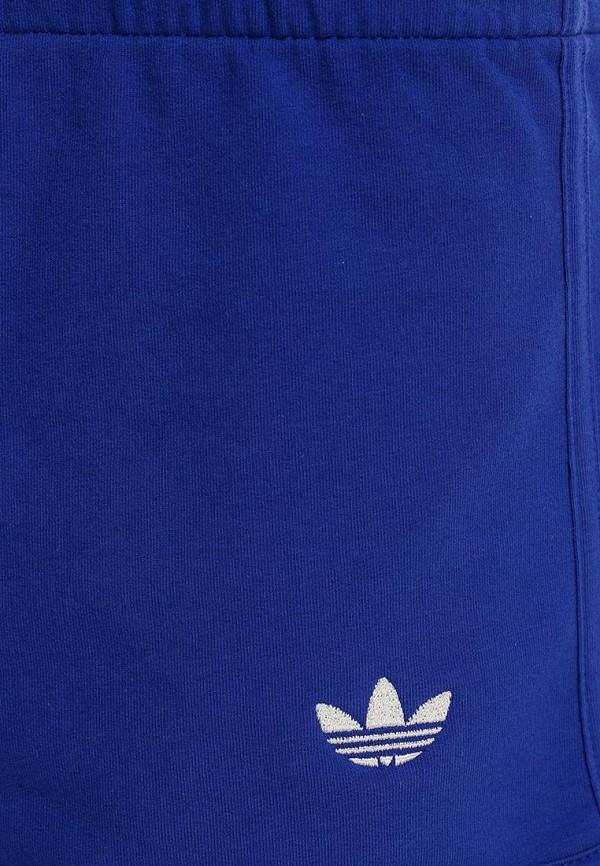 Женские спортивные шорты Adidas Originals (Адидас Ориджиналс) S19647: изображение 2
