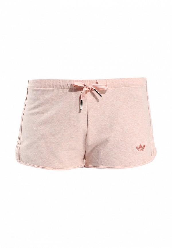Женские спортивные шорты Adidas Originals (Адидас Ориджиналс) S19648: изображение 1