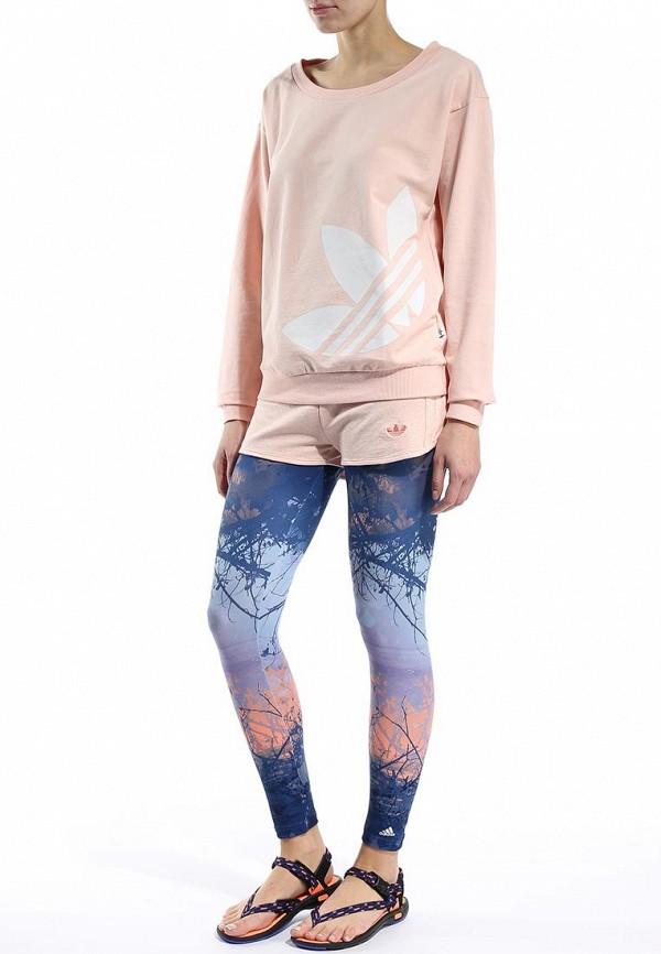 Женские спортивные шорты Adidas Originals (Адидас Ориджиналс) S19648: изображение 3