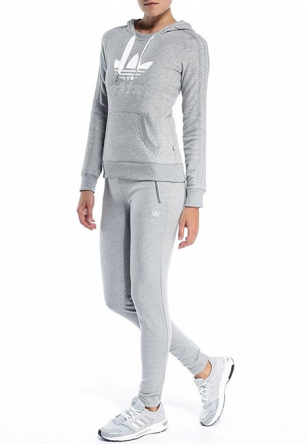 Женские спортивные брюки Adidas Originals (Адидас Ориджиналс) S19651: изображение 3