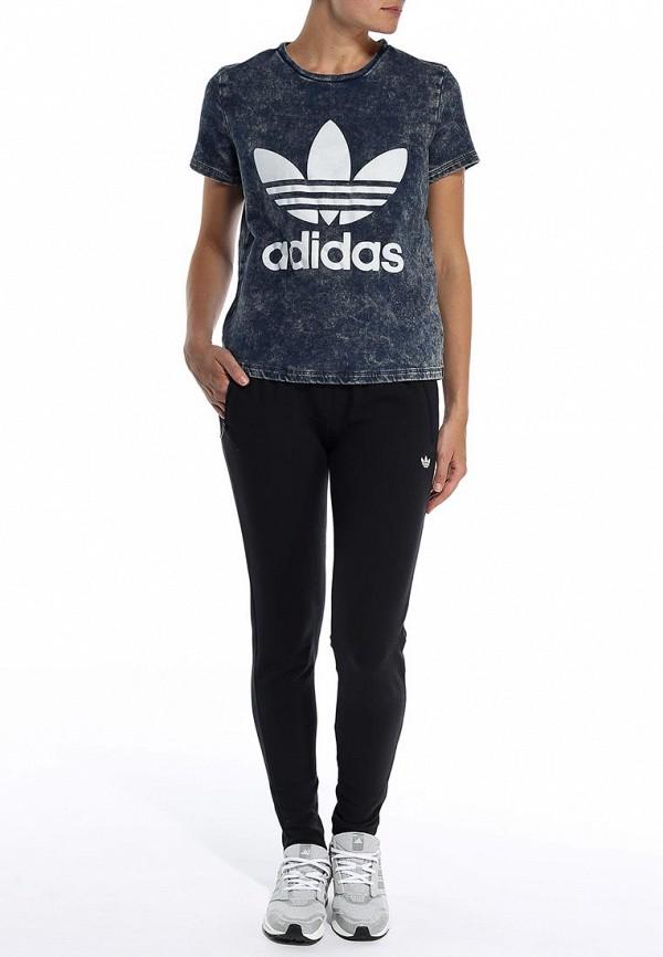 Женские спортивные брюки Adidas Originals (Адидас Ориджиналс) S19652: изображение 3