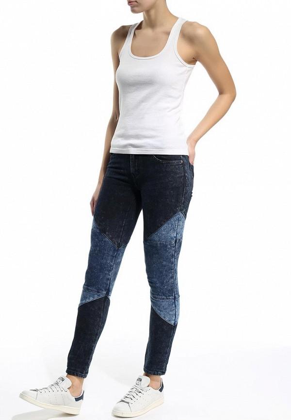 Женские зауженные брюки Adidas Originals (Адидас Ориджиналс) S19705: изображение 3