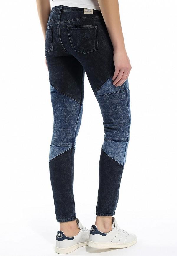 Женские зауженные брюки Adidas Originals (Адидас Ориджиналс) S19705: изображение 4