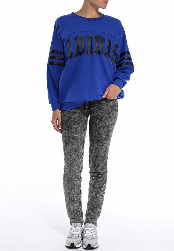 Женские брюки Adidas Originals (Адидас Ориджиналс) S19707: изображение 3