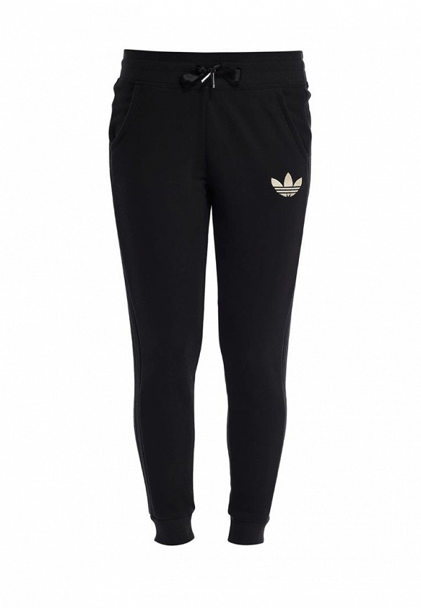 Женские спортивные брюки Adidas Originals (Адидас Ориджиналс) S19743: изображение 1