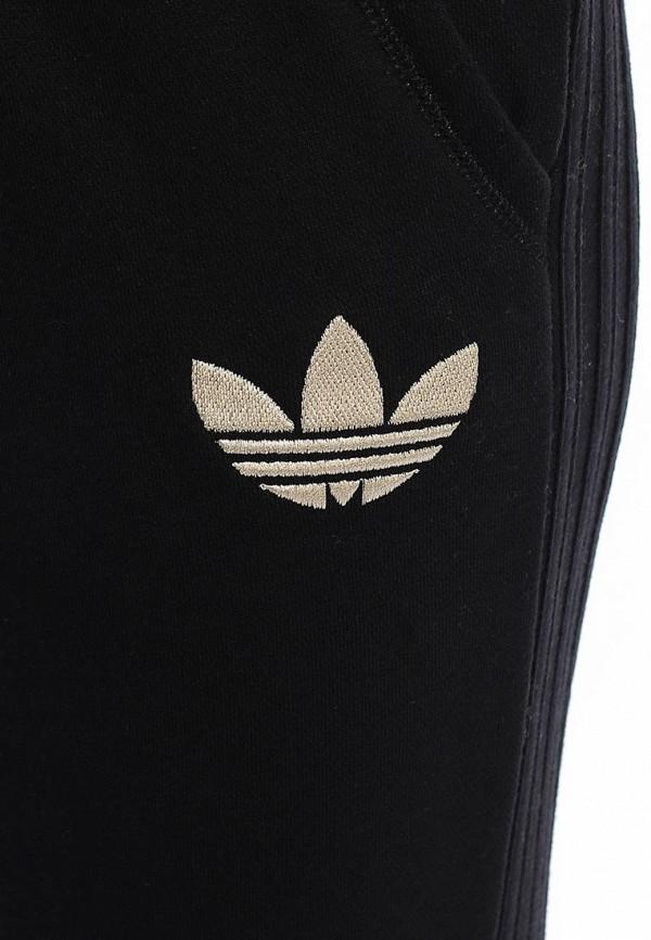 Женские спортивные брюки Adidas Originals (Адидас Ориджиналс) S19743: изображение 2