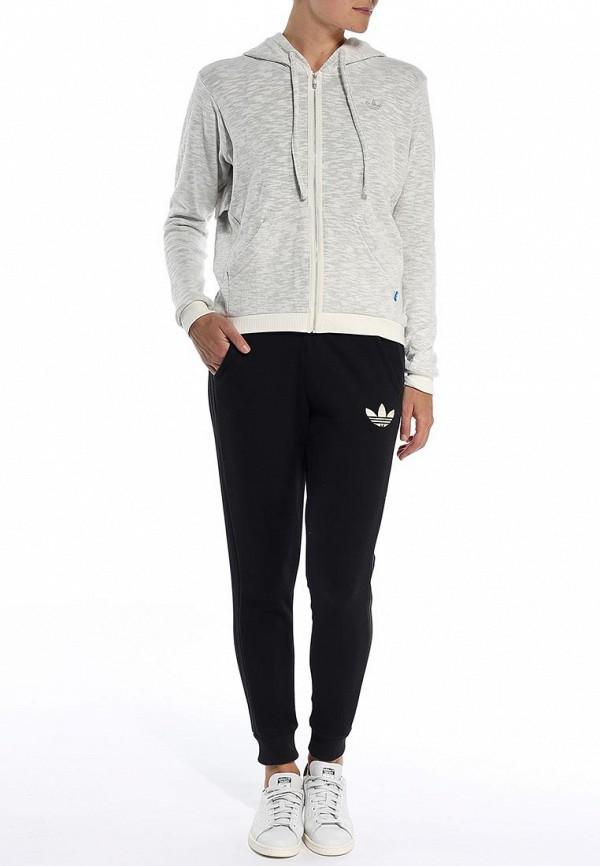 Женские спортивные брюки Adidas Originals (Адидас Ориджиналс) S19743: изображение 3