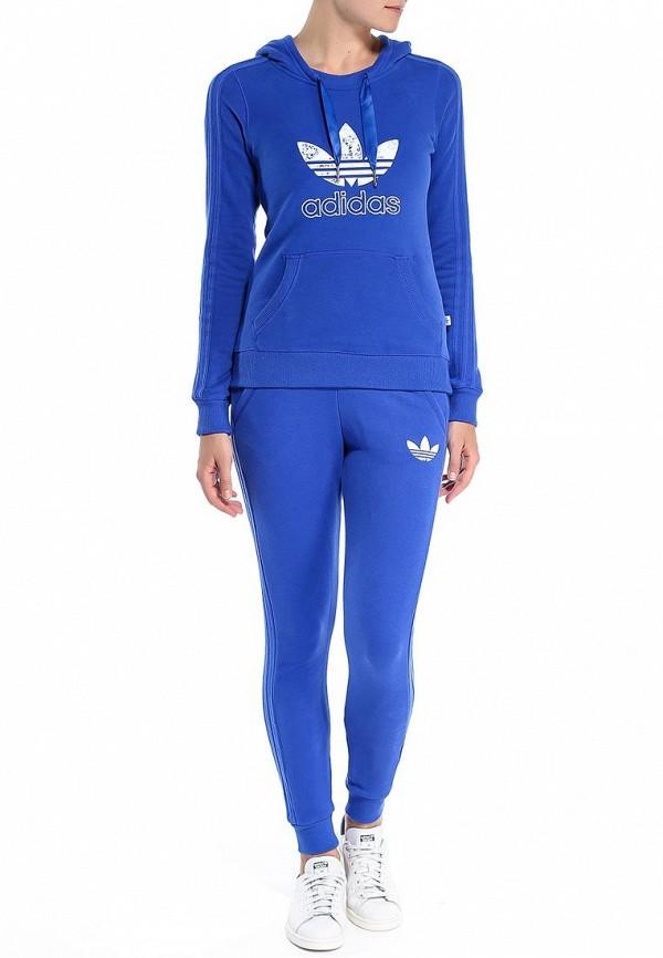 Женские спортивные брюки Adidas Originals (Адидас Ориджиналс) S19744: изображение 3