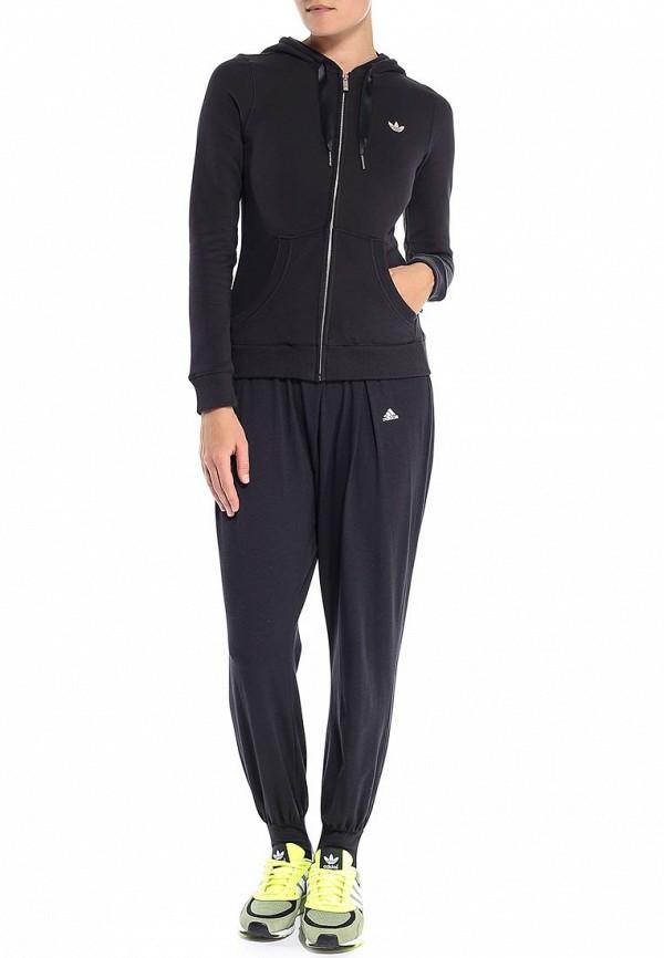 Толстовка Adidas Originals (Адидас Ориджиналс) S19756: изображение 3