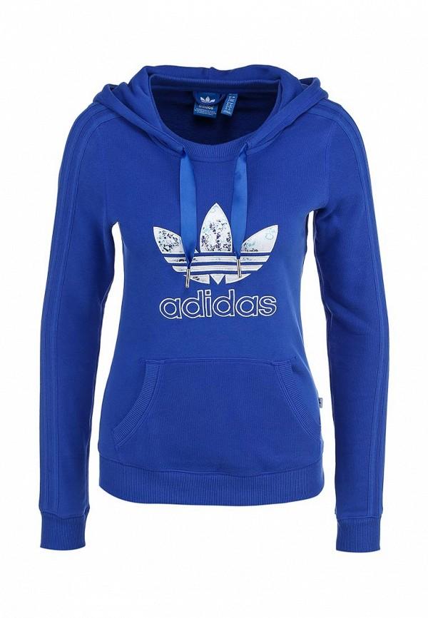 Женские худи Adidas Originals (Адидас Ориджиналс) S19760: изображение 1