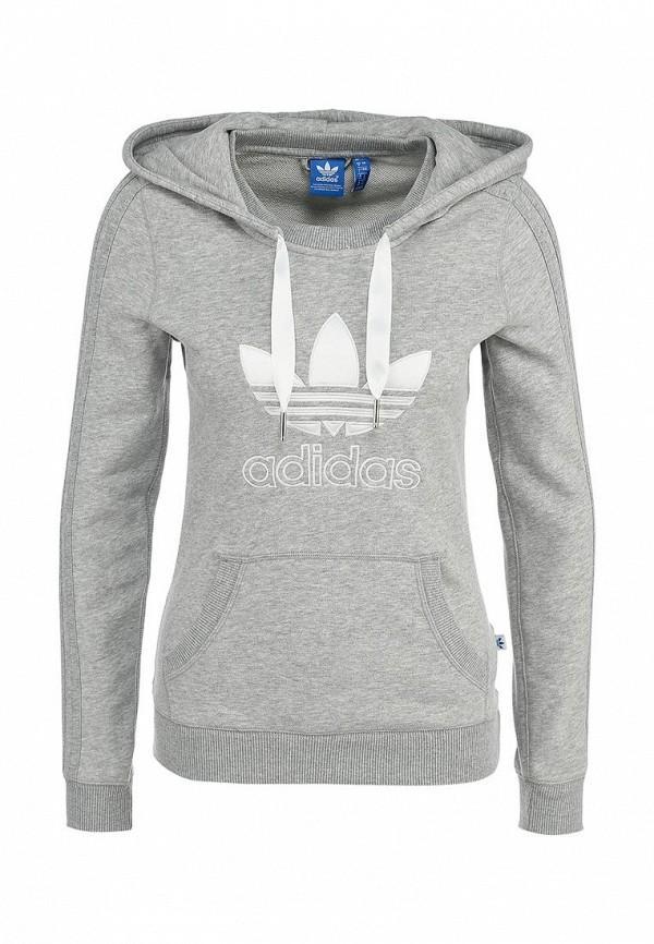 Женские худи Adidas Originals (Адидас Ориджиналс) S19764: изображение 1