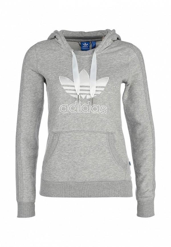 Женские худи Adidas Originals (Адидас Ориджиналс) S19764: изображение 2