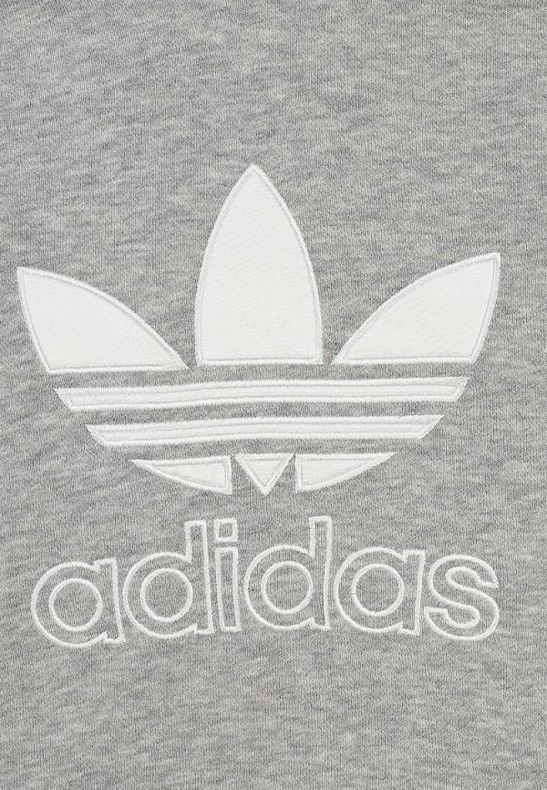 Женские худи Adidas Originals (Адидас Ориджиналс) S19764: изображение 3