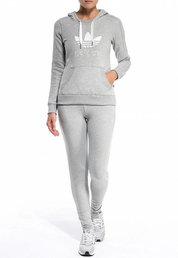 Женские худи Adidas Originals (Адидас Ориджиналс) S19764: изображение 4