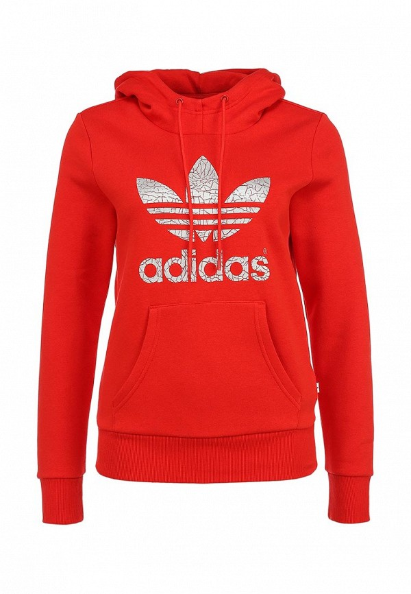 Флисовая толстовка Adidas Originals (Адидас Ориджиналс) S19825: изображение 2