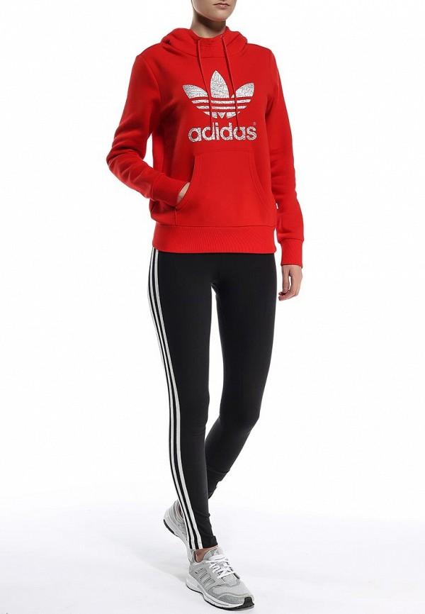 Флисовая толстовка Adidas Originals (Адидас Ориджиналс) S19825: изображение 4