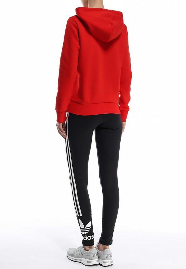 Флисовая толстовка Adidas Originals (Адидас Ориджиналс) S19825: изображение 5