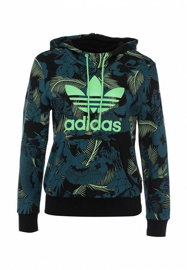 Женские худи Adidas Originals (Адидас Ориджиналс) S19838: изображение 1