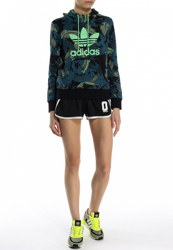 Женские худи Adidas Originals (Адидас Ориджиналс) S19838: изображение 3