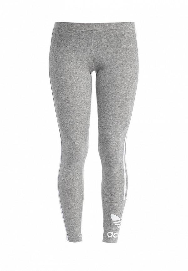 Женские леггинсы Adidas Originals (Адидас Ориджиналс) S19849: изображение 1